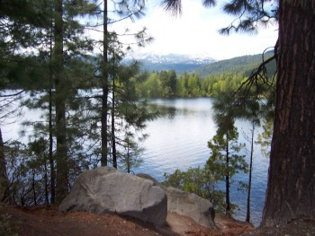 Morning Prayer - Lake Siskiyou