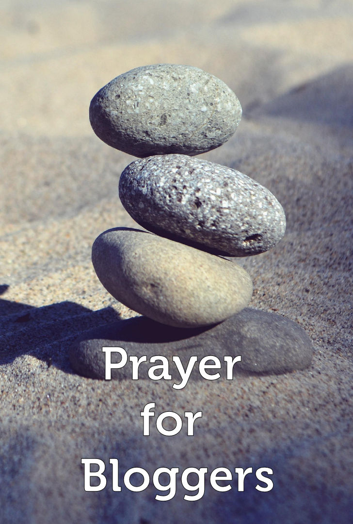 Prayer for bloggers
